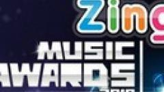 Zing Music Awards - Thanh Thảo, Justin Nguyễn