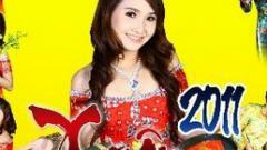 Xuân Vạn Phúc - La Thoại Phi, Trendy Girls Band
