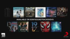 Sony Soundtracks 2019 Rewind - Alexandre Desplat, Hans Zimmer, Labrinth, Michael Giacchino, Nathan Whitehead