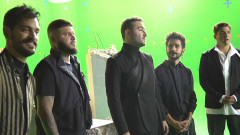 Si Me Dices Que Sí (Video Horizontal - Behind The Scenes) - Reik, Farruko, Camilo