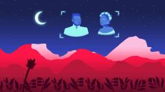 Cuando Sale la Luna (Deja Que Salga la Luna) (Video Lyric) - Leonel García, Natalia Lafourcade
