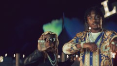 Leaked (Remix - Official Video) - Lil TJay, Lil Wayne