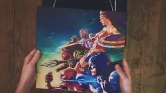 Unboxing Vinyl: Danny Elfman - Justice League (Original Motion Picture Soundtrack) - Danny Elfman
