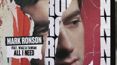 All I Need (Main Mix)[Official Audio] - Mark Ronson, Wale, Tawiah