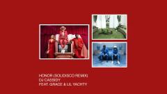 Honor (Solidisco Remix (Audio)) - DJ Cassidy, SAYGRACE, Lil Yachty