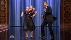 History Of Duets (Live On Jimmy Fallon 03-02-2015) - Kelly Clarkson, Jimmy Fallon