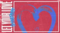 Let Your Love (Audio) - Sammy Porter