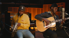 Sweeter (Live At Gold Diggers) - Leon Bridges, Terrace Martin