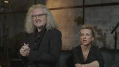 Nougaro : Sur l'écran noir de mes nuits blanches (Making of) - Natalie Dessay