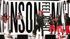 Feel Right (Live At Ellen Show) - Mark Ronson, Mystikal