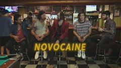 Novocaine (Portuguese Lyric Video) - The Unlikely Candidates