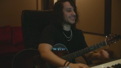 Making The Acoustic Version of Missin You Crazy In Studio