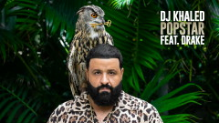 POPSTAR (Official Audio) - DJ Khaled, Drake