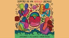 Dentro de um Abraço (Pic Schmitz e Breno Rocha Remix) (Áudio Oficial) - Jota Quest, Pic Schmitz, Breno Rocha