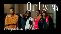 Qué Lástima (Official Video) - ChocQuibTown, Sech