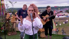 The Line (Glastonbury Session) - Raye