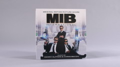 Unboxing Vinyl: Danny Elfman & Chris Bacon - Men in Black: International (Original Motion Picture Score) - Chris Bacon, Danny Elfman, Danny Elfman & Chris Bacon