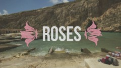 Roses (Lyric Video) - The Chainsmokers, ROZES