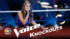 Next To Me (The Voice 2014 Knockouts) - Alessandra Castronovo