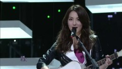 Wanna Do (121216 Inkigayo) - Kang Jiyoung
