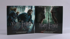 Unboxing Vinyl: Alexandre Desplat - Harry Potter and the Deathly Hallows Part 1 and 2 (Original Motion Picture Soundtrack) - Alexandre Desplat