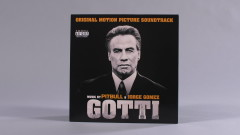 Vinyl Unboxing: Pitbull & Jorge Gomez - Gotti (Original Motion Picture Soundtrack) - Pitbull, Leona Lewis