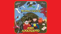 chainsaw bazooka machine gun (Official Audio) - Tenacious D