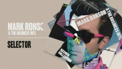 Selector (Official Audio) - Mark Ronson, The Business Intl.