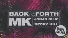 Back & Forth (MK Dub) (Audio)