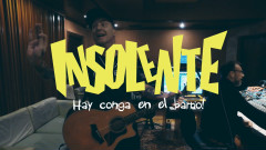 Insolente (Official Video) - La Beriso
