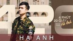 4 Phút 20 Giây (Về Nhà Với Anh Đi) - Hà Anh