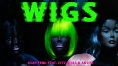 Wigs (Official Audio) - A$AP Ferg, City Girls, ANTHA