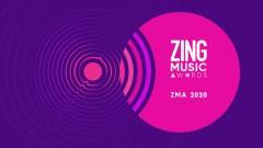 Hạng Mục Giải Thưởng ZMA 2020 - Various Artists