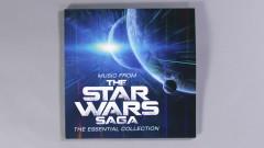 Vinyl Unboxing: Robert Ziegler - Music From The Star Wars Saga - The Essential Collection - Robert Ziegler