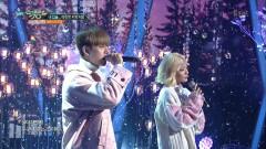 My Lips...Warm Like Coffee (161202 Music Bank) - Dae Hyun ((B.A.P))