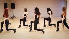 Rollin' (Dance Practice Back Ver) - Brave Girls