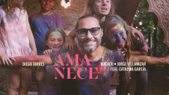 Amanece (Official Video) - Diego Torres, Macaco, Jorge Villamizar, Catalina García