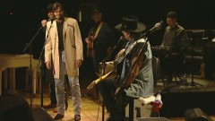 Montgomery Gentry Introduction (Never Say Die: The Final Concert Film, Nashville, Jan. '00) - Waylon Jennings, The Waymore Blues Band