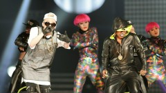 Niliria (MCountdown K-CON In L.A.) - G-Dragon, Missy Elliott