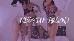 Messin' Around (Lyric Video) - Pitbull, Enrique Iglesias