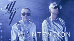 Mi Intencíon (Audio) - Wisin & Yandel, Miky Woodz