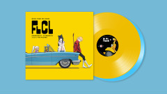 Vinyl Unboxing: FLCL Progressive / Alternative (Music from the Series) - Music by the pillows - The Pillows