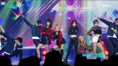 Ear Attack 2 (161203 Music Core) - Badkiz