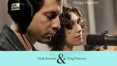 Happy Together (Official Audio) - King Princess, Mark Ronson