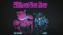 Without You Now (feat. AJ Mitchell) (Official Audio) - Digital Farm Animals, AJ Mitchell