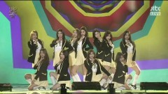 Hold Up + Very Very Very + Dream Girls (31st GDA) - I.O.I