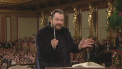 Neujahrsgruß / New Year's Address / Allocution du Nouvel An - Andris Nelsons, Wiener Philharmoniker