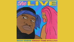 She Live (Audio) - Maxo Kream, Megan Thee Stallion