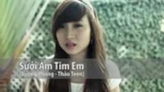 Sưởi Ấm Tim Em - Vương Phong, DN Thảo