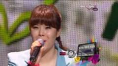 Honey Baby Love (100528 Music Bank) - Lyn